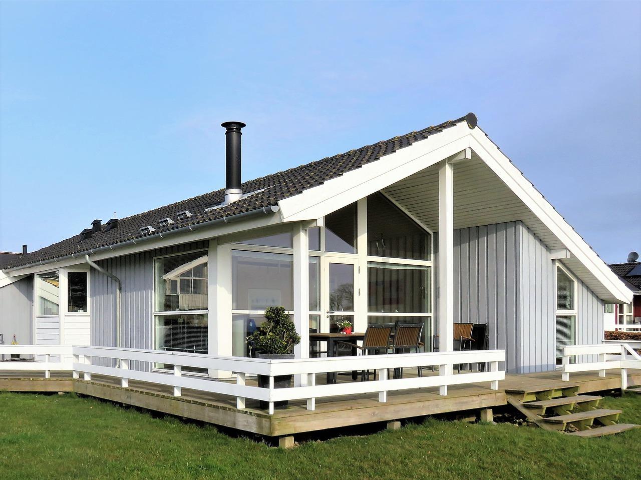 Dom szkieletowy skandynawski - dom w cenie mieszkania